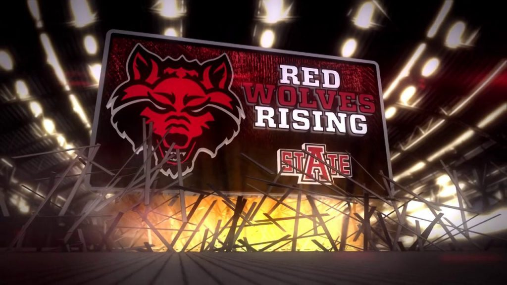 """Red Wolves Rising"" - Arkansas State University's Football Operations Center & Indoor Practice Facility - 3D Virtual Tour"