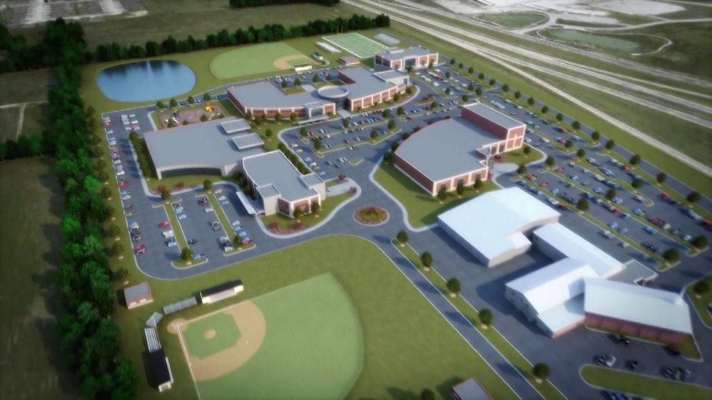 Rejoice Christian Schools - Campus Master Plan