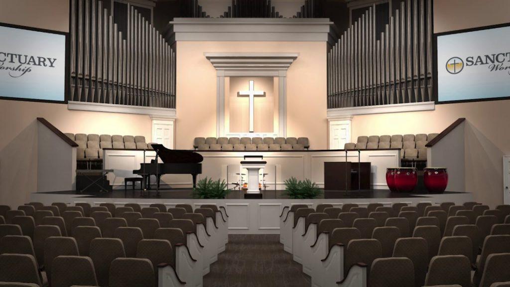 FBCT Worship Spaces