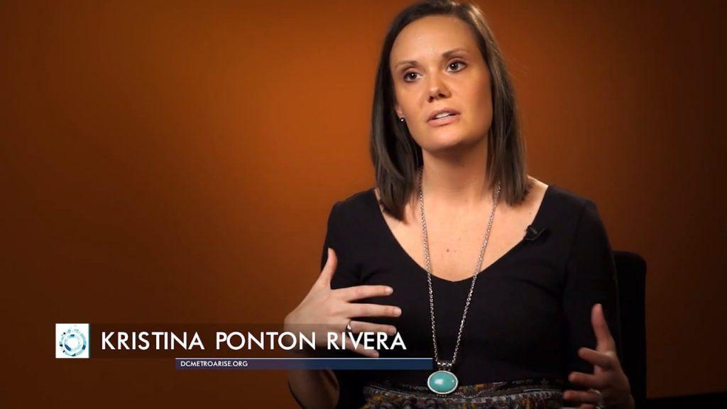 DC Metro Church - Kristina Ponton Rivera - Life Change Vignette
