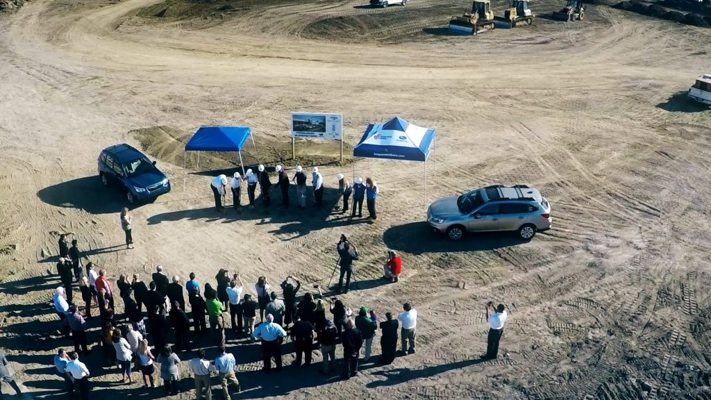 Ferguson Subaru Broken Arrow - Groundbreaking