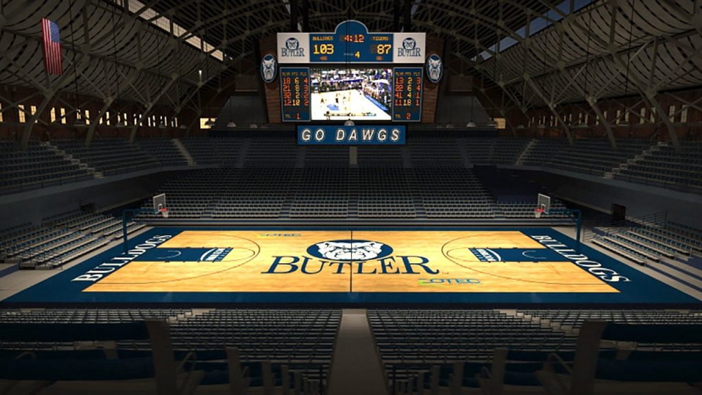 """History, Heart, Hinkle"" - The Campaign for Hinkle Fieldhouse, Butler University"