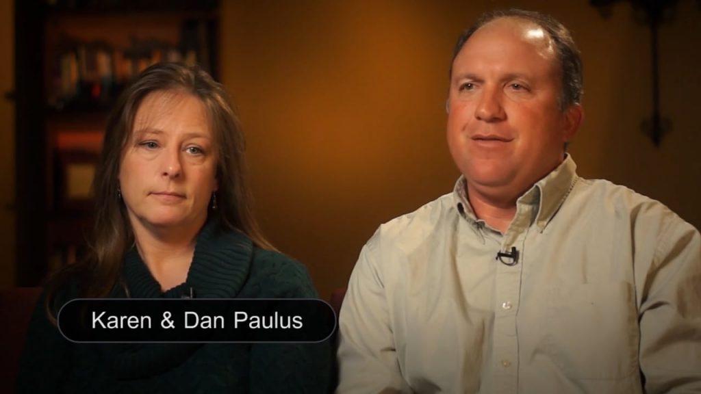 Karen & Dan Paulus-Vignette