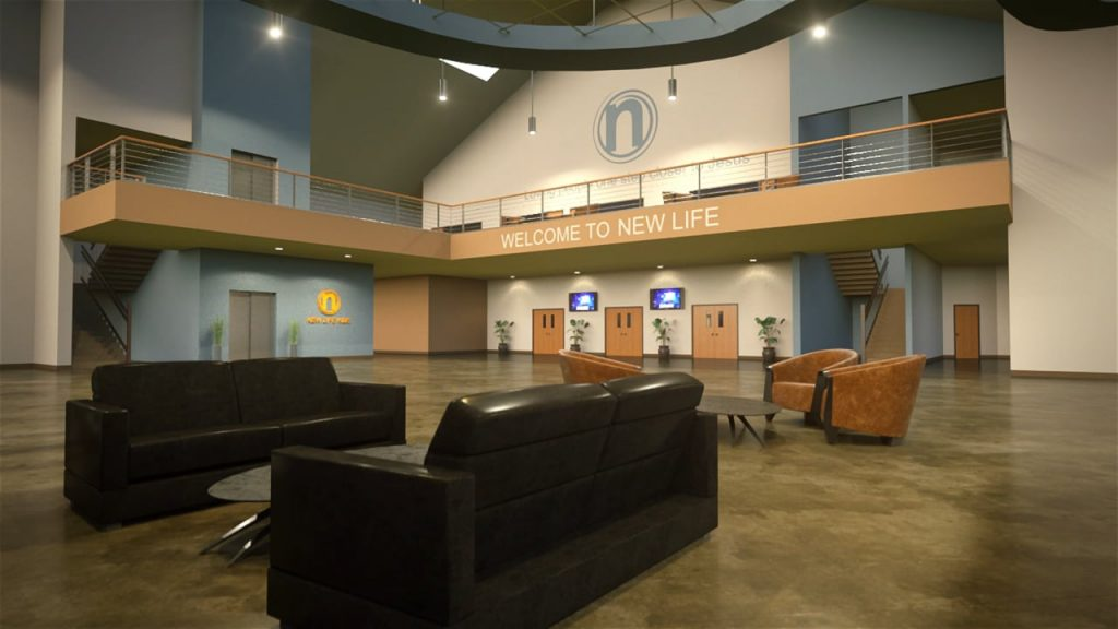New Life Christian Center - Imagine Campaign